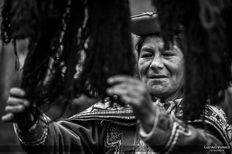 Señora María - Choquecancha, Lares